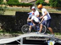 Le Secours populaire a participé au Tour de France