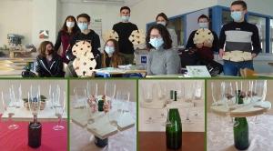 Tence : la mini-entreprise « 7EnBois » touche du bois
