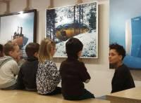 Un Musée Mobile sillonne la Haute-Loire pour faire découvrir l'art contemporain