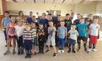 Blavozy : la boxe française attire de plus en plus