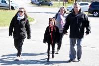 Beauzac : 350 randonneurs sur la marche de Beauzac Activités Loisirs
