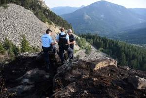 L'Ardèche durement touchée par les feux de forêts