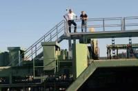 De gros investissements à la scierie Celle avec une machine à 4,7 millions d'euros, bénéficiant d'une aide de 500 000 euros de la Région.