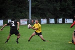 Tence : des joueurs du COP remportent le tournoi de Rugby Touché