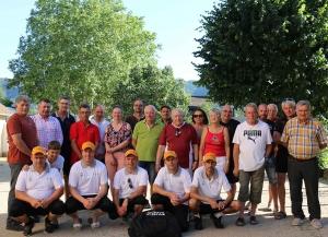 Boules lyonnaises : une quadrette de l'Emblavez aux championnats de France