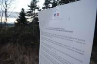 Le projet se situe entre Bas-en-Basset et Valprivas.
