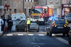 Chambon-sur-Lignon : un blessé grave dans un accident dans le village