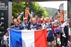 Tence : Julien Rancon vice-champion du monde de trail au Portugal