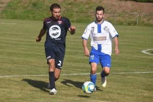 Foot : Brives-Charensac domine Saint-Didier/Saint-Just en Coupe de France
