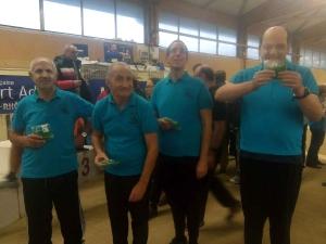 Montfaucon-en-Velay : 7 boulistes de Saint-Nicolas qualifiés aux championnats de France