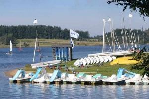Ce qu'il est possible de faire cet été au lac de Devesset