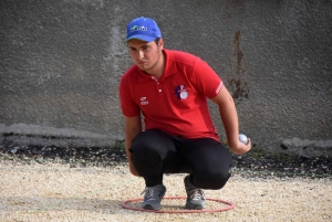 Pétanque : une triplette d'Yssingeaux s'adjuge le concours officiel à Dunières