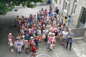 Grazac : les écoliers ont marché pour Line