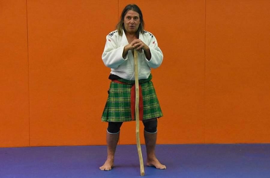 Didier Aubry est le nouveau président du Judo Club du Haut-Lignon.
