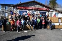 Yssingeaux : Croq'Sentiers en balade dans le Meygal