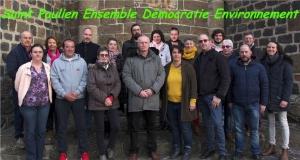 Saint-Paulien : Louis Lanthéaume a déposé sa liste pour les élections municipales