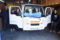 Mazet-Saint-Voy : l'ESAT s'équipe d'un utilitaire sans permis et agrandit ses locaux