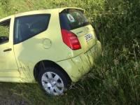 Le véhicule a été retiré par le garage Satre de Beauzac.
