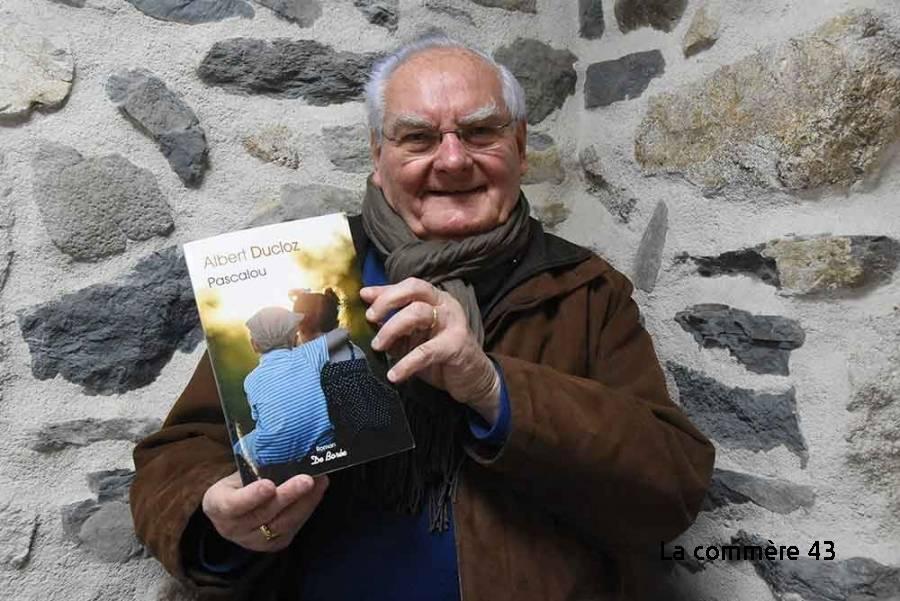 """Albert Ducloz résentera notamment """"Pascalou"""" son dernier roman."""