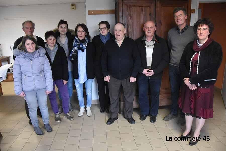 Saint-Julien-Molhesabate : les élus consultent leurs administrés