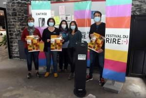 Yssingeaux : le Festival du rire, le meilleur remède contre la morosité ambiante