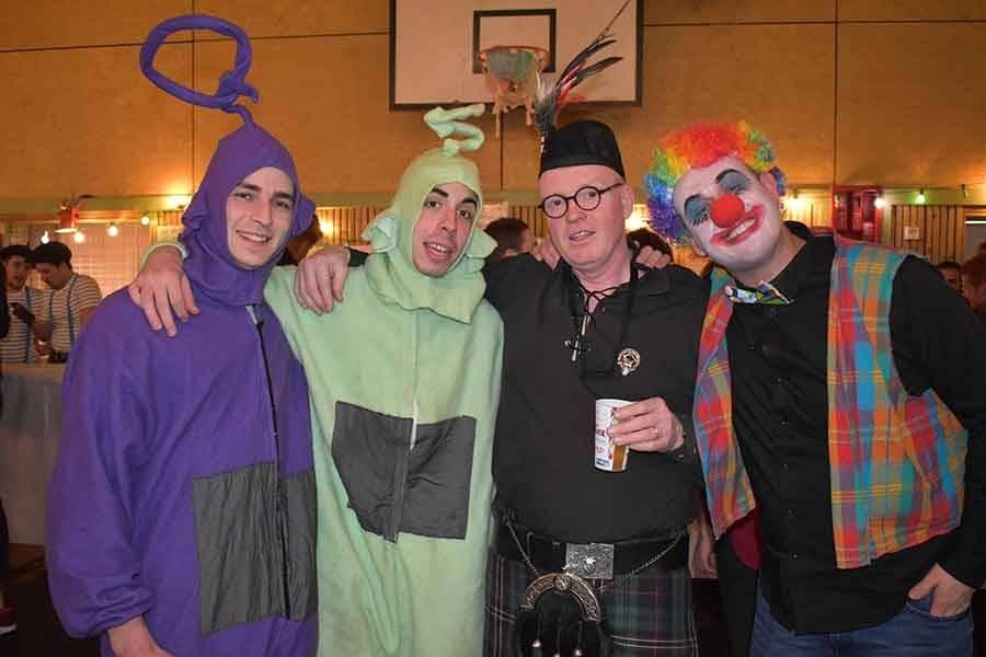 Saint-Didier-en-Velay : pour Mardi gras, tout est permis