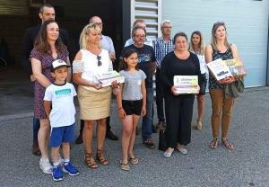 Saint-Just-Malmont : près de 5 tonnes de piles usagées récoltées par des écoliers