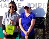 Tennis : trois Yssingelais en finale et deux titres départementaux