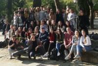 Yssingeaux : 42 lycéens séjournent en Andalousie