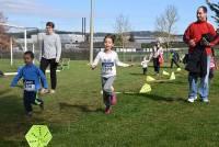 Foulées de Saint-Germain : les courses des enfants en photos