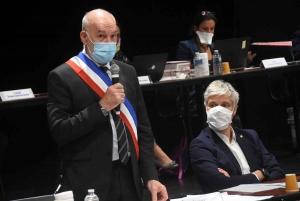 Michel Chapuis et Laurent Wauquiez