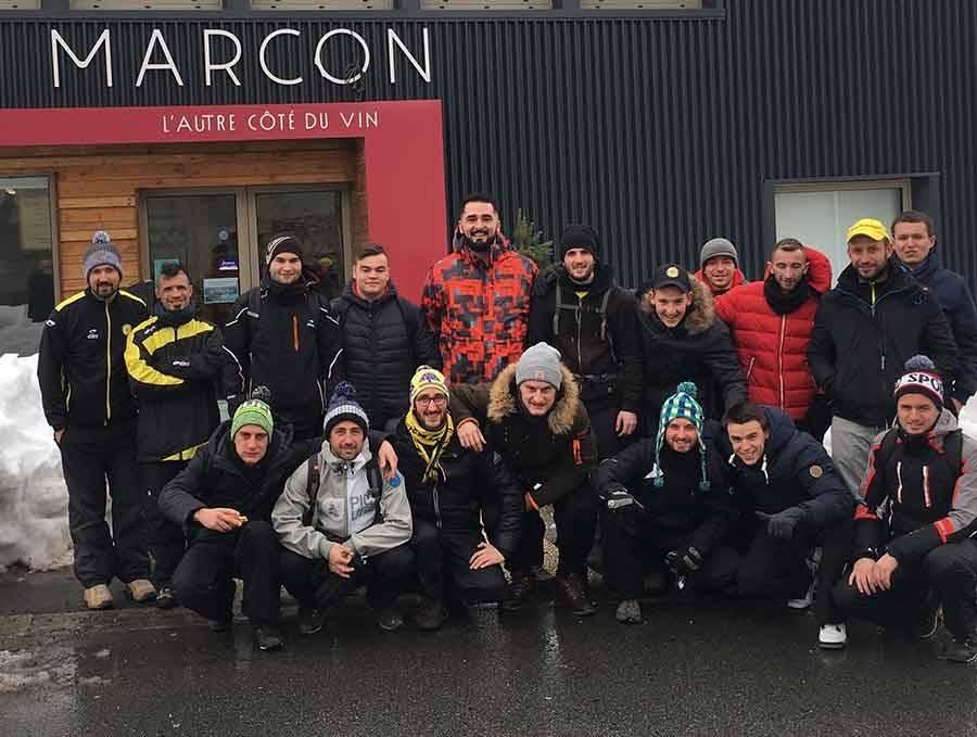 Saint-Pal-de-Mons : les footballeurs en stage sportif et gourmand