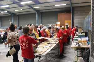 Dunières : le don de sang s'occupe de la soupe aux choux samedi