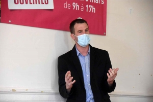 François Petavy, directeur de l'ISVT