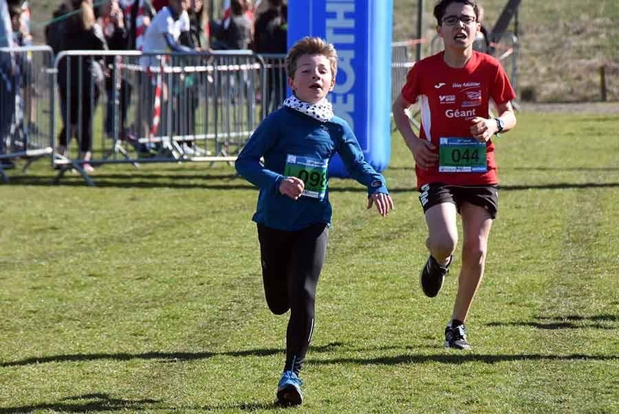 Saint-Germain-Laprade : la course des enfants en photos