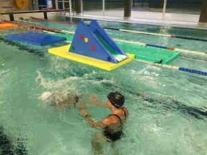 Du ludique en toute sécurité à la piscine de Dunières