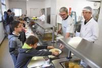 Chambon-sur-Lignon : le collège agit contre le gaspillage alimentaire à la cantine