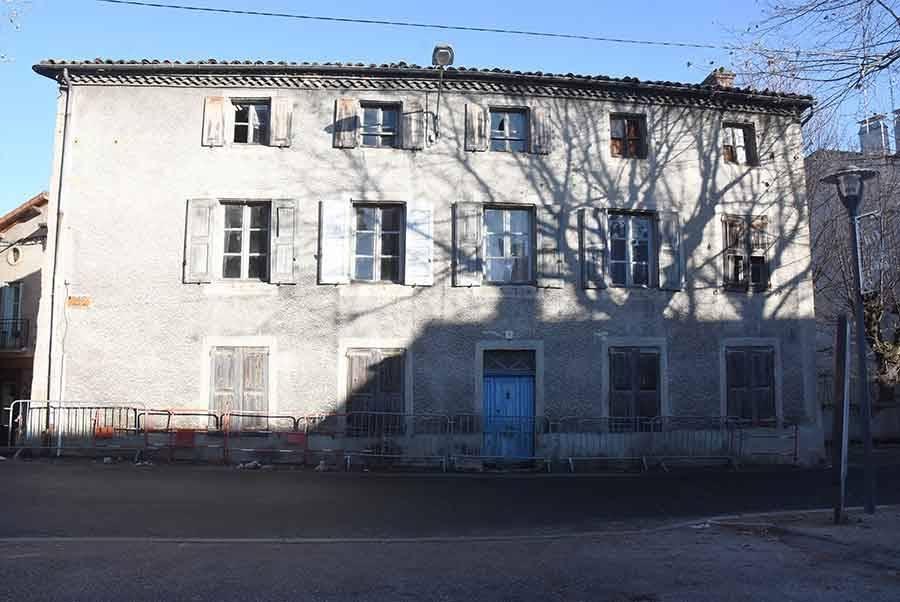 Bas-en-Basset : la maison Girard va être démolie à partir de lundi