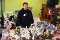 Montfaucon-en-Velay : un charmant marché de Noël à la salle des fêtes