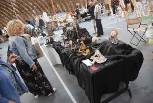 Bas-en-Basset : des toiles et des sculptures à prix cassés ce dimanche