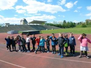 Saint-Didier-en-Velay : les écoliers se familiarisent avec l'architecture de Le Corbusier