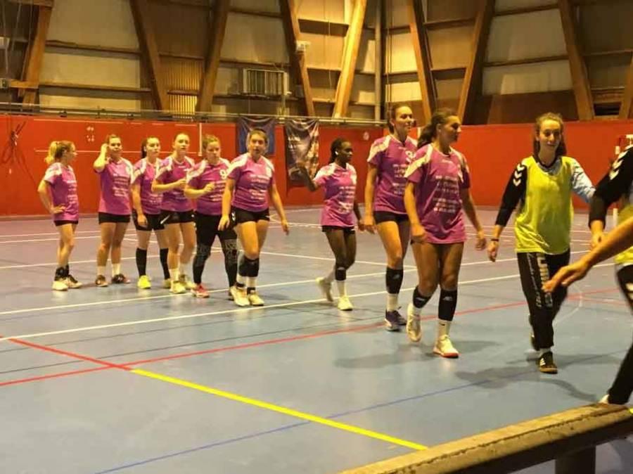 Hand : Saint-Etienne/Le Monteil continue de gagner
