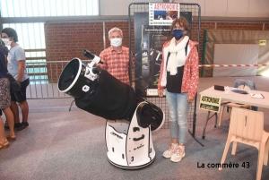 La Fête de la science à Saint-Julien-Molhesabate et Saint-Bonnet-le-Froid du 7 au 11 octobre