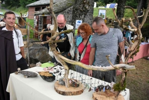 Fay-sur-Lignon : un village gaulois reconstitué à la Ferme de Mathias