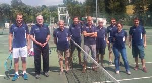 Tence : le tournoi de tennis maintenu entre le 23 juillet et le 9 août