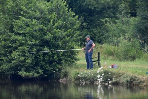 Tence : 297 truites attrapées par 83 pêcheurs au concours à l'étang de Bathelane
