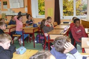 Grazac : les écoliers apprennent la valorisation des textiles avec AVI43