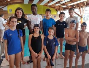 Natation : Le Puy retrouve la compétition dans la piscine de Monistrol