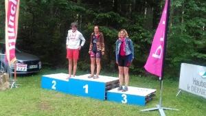 Le podium L