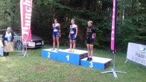 Le podium M